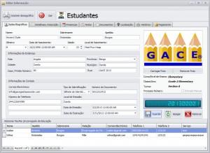 gace - angola school management software